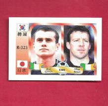 Eire Shay Given & Alan Kelly 323